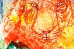 Fiery Feline