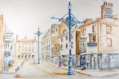 Old Southampton UK