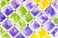 Glazed tiles Andalucia